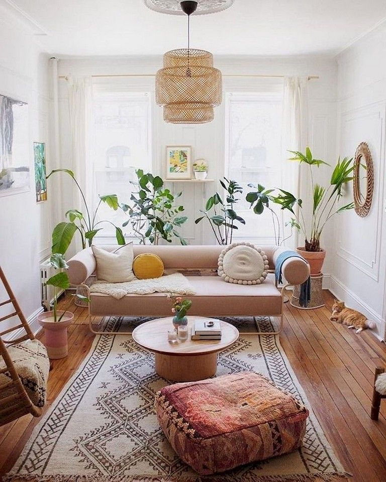 Best 82 Comfy Bohemian Living Room Decor Ideas Living Room This Month