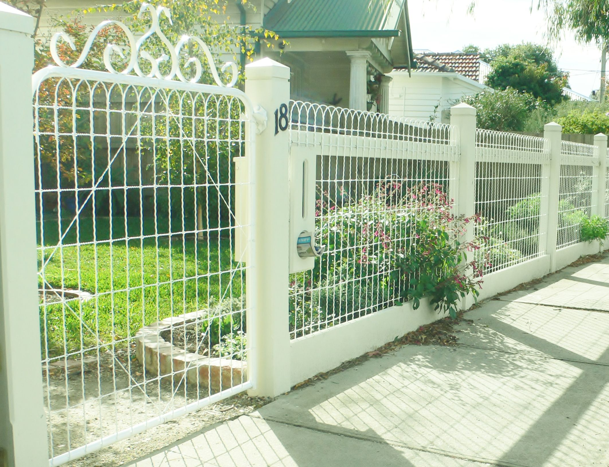Best Decorative Wire Fencing Outdoor Ideas Wire Fence This Month