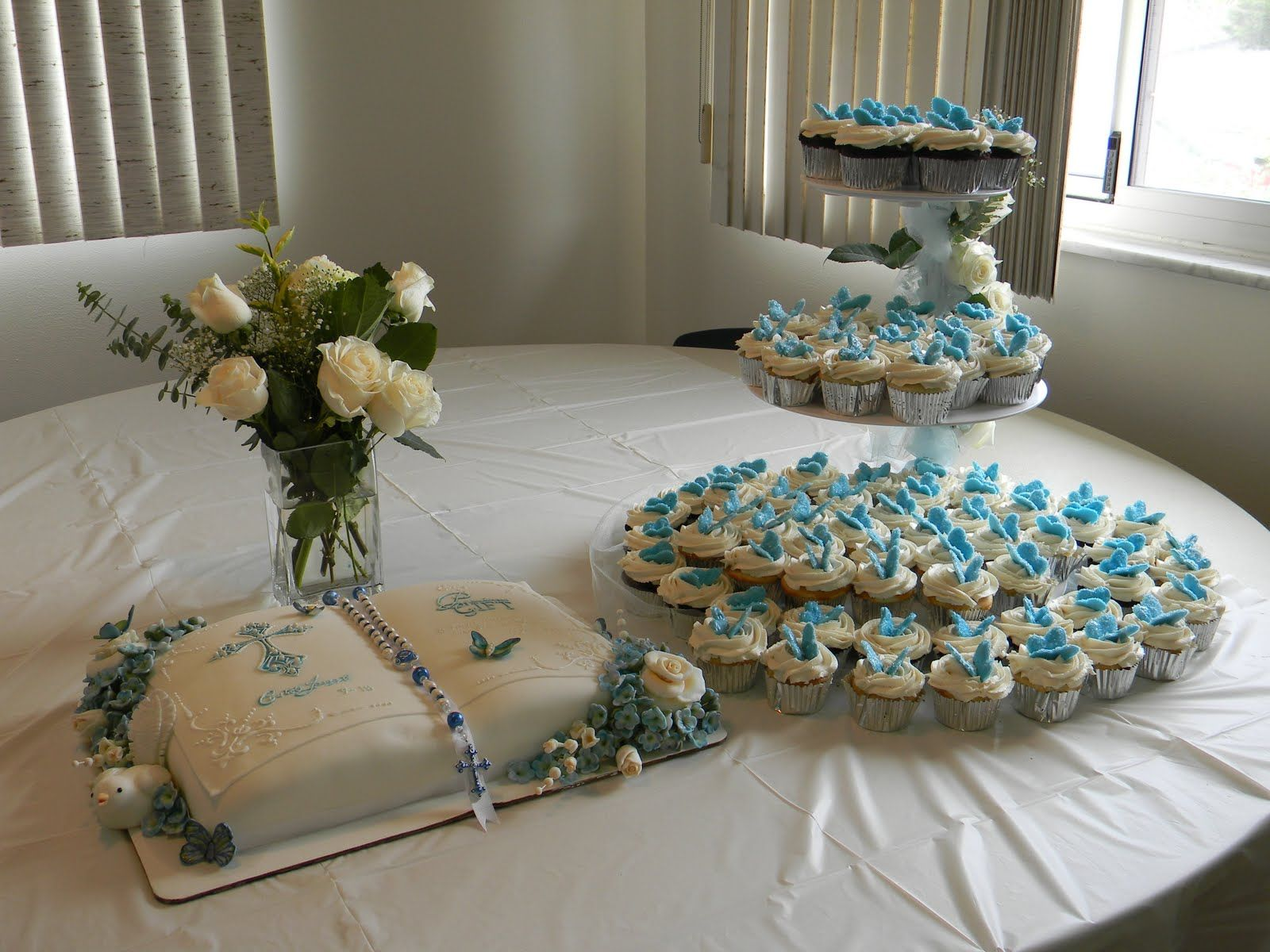 Best Christening Table Decoration Ideas To Include Pictures This Month