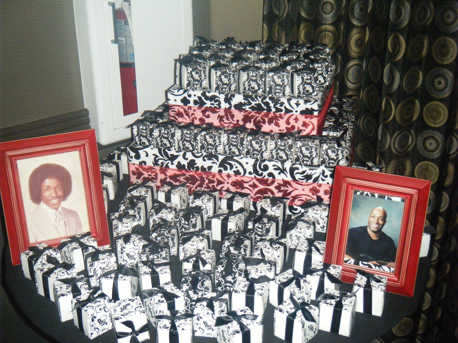 Best Classy Mens 50Th Birthday Party Centerpieces Favors This Month