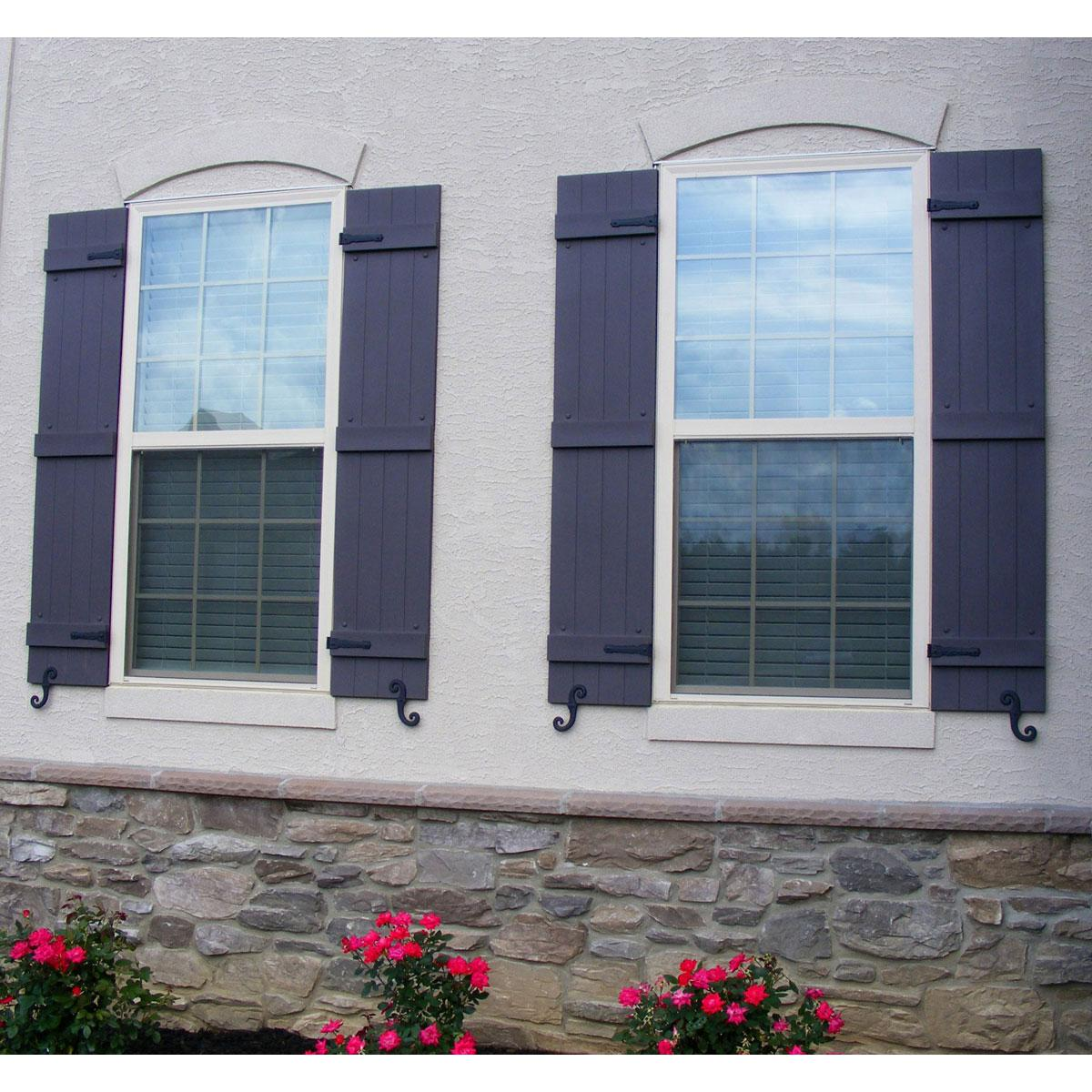 Best Exterior Shutters Add Value And Increase The Appeal Of This Month