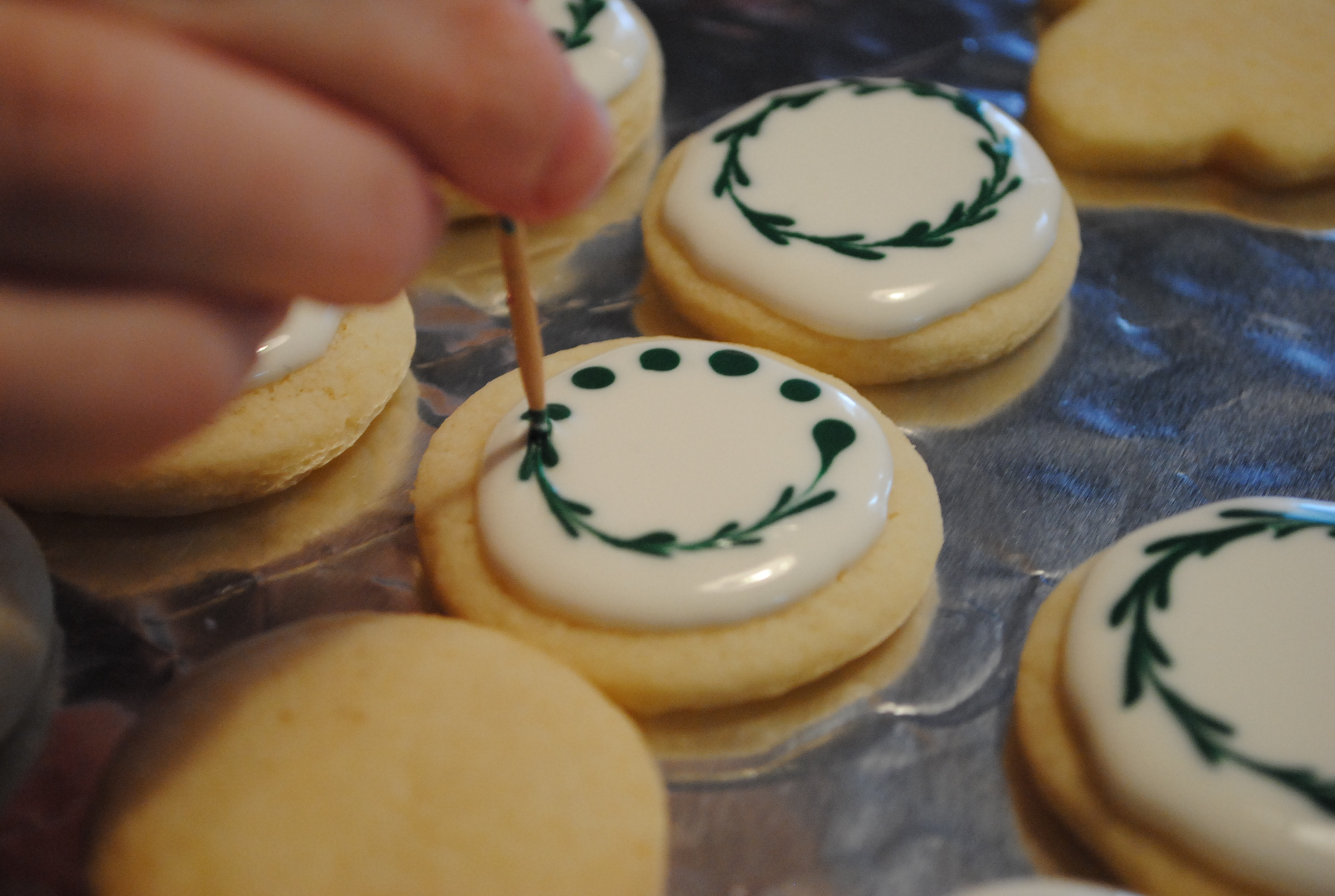 Best Simple But Beautiful Christmas Cookies Invincible Inc This Month