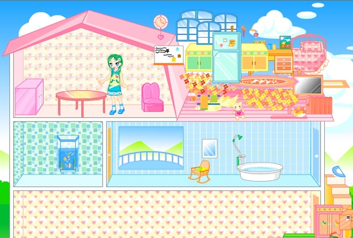 Best Dollhouse Decoration Games Free Online This Month