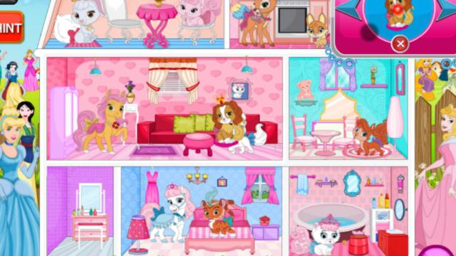 Best Doll House Decorating Games Online Psoriasisguru Com This Month