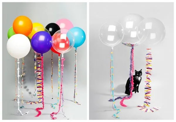 Best How To Make Balloon Decorations Without Helium This Month
