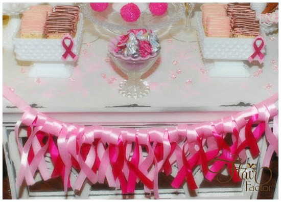 Best Br**St Cancer Ribbon Party This Month