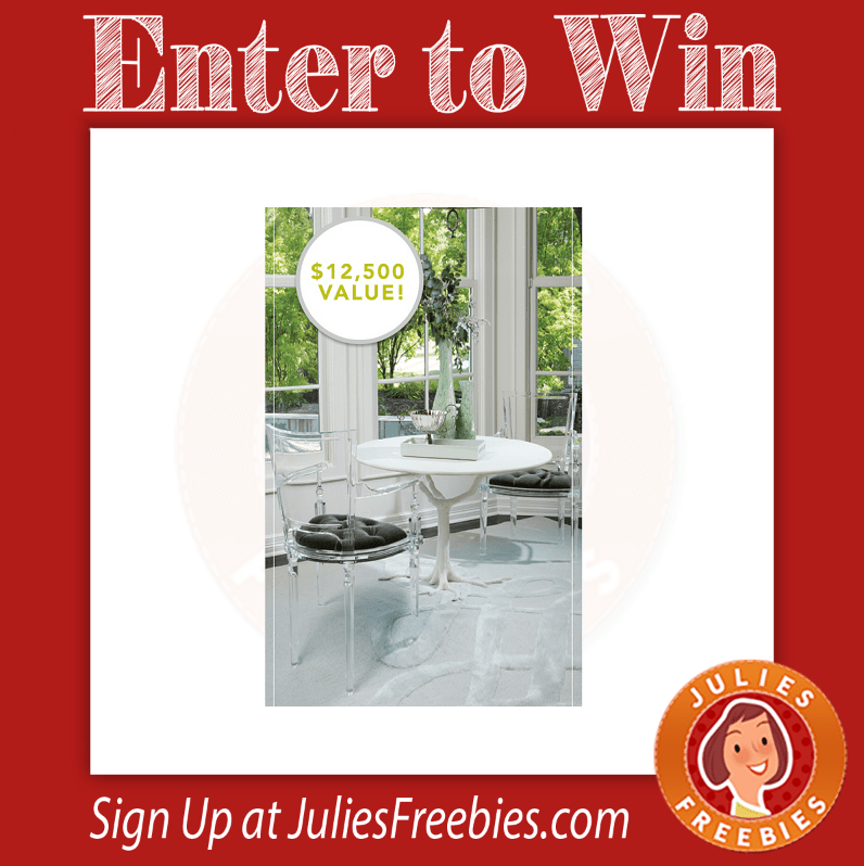 Best Elle Magazine Decor Global Views Sweepstakes Julie S This Month