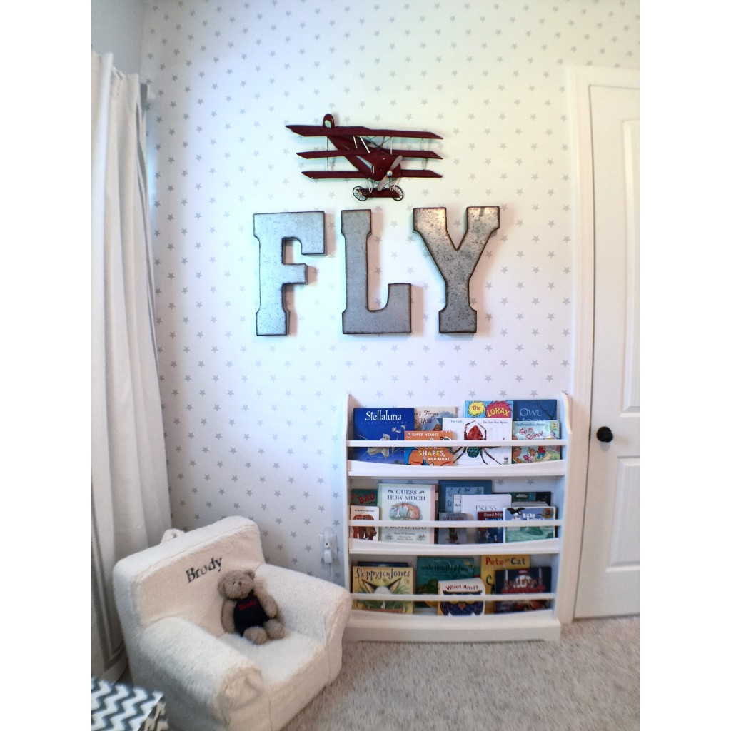 Best Airplane Themed Toddler Room Project Nursery This Month