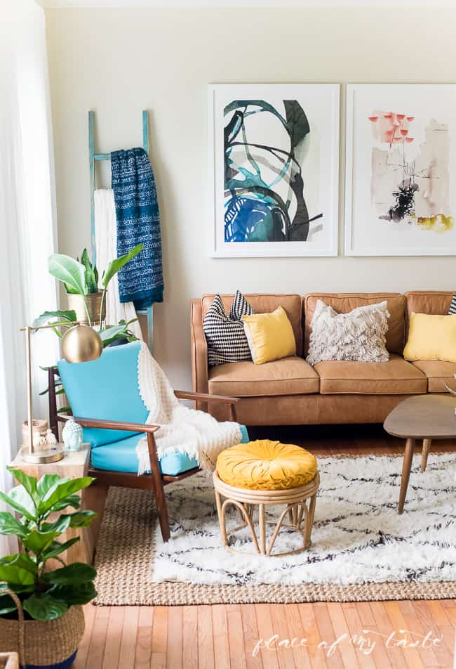 Best Fun And Bright Boho Living Room Decor This Month