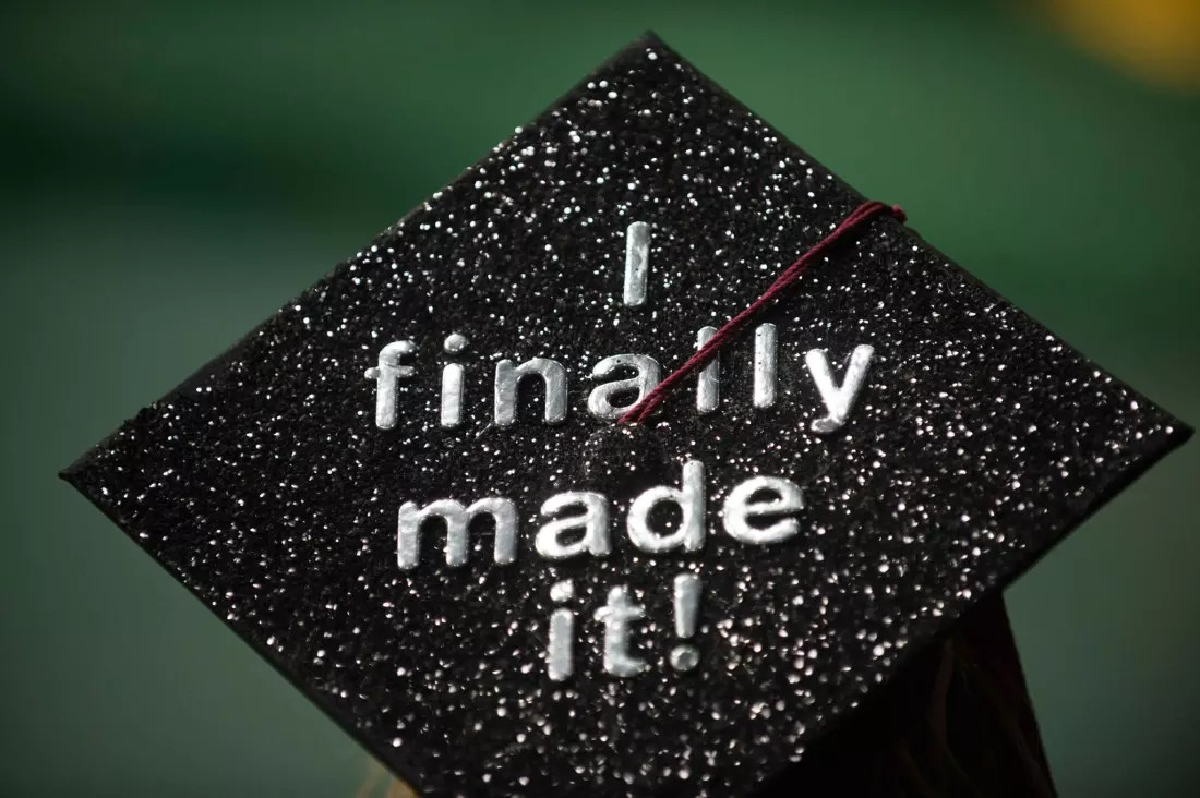 Best Creative Ways To Decorate Your Graduation Cap Education This Month