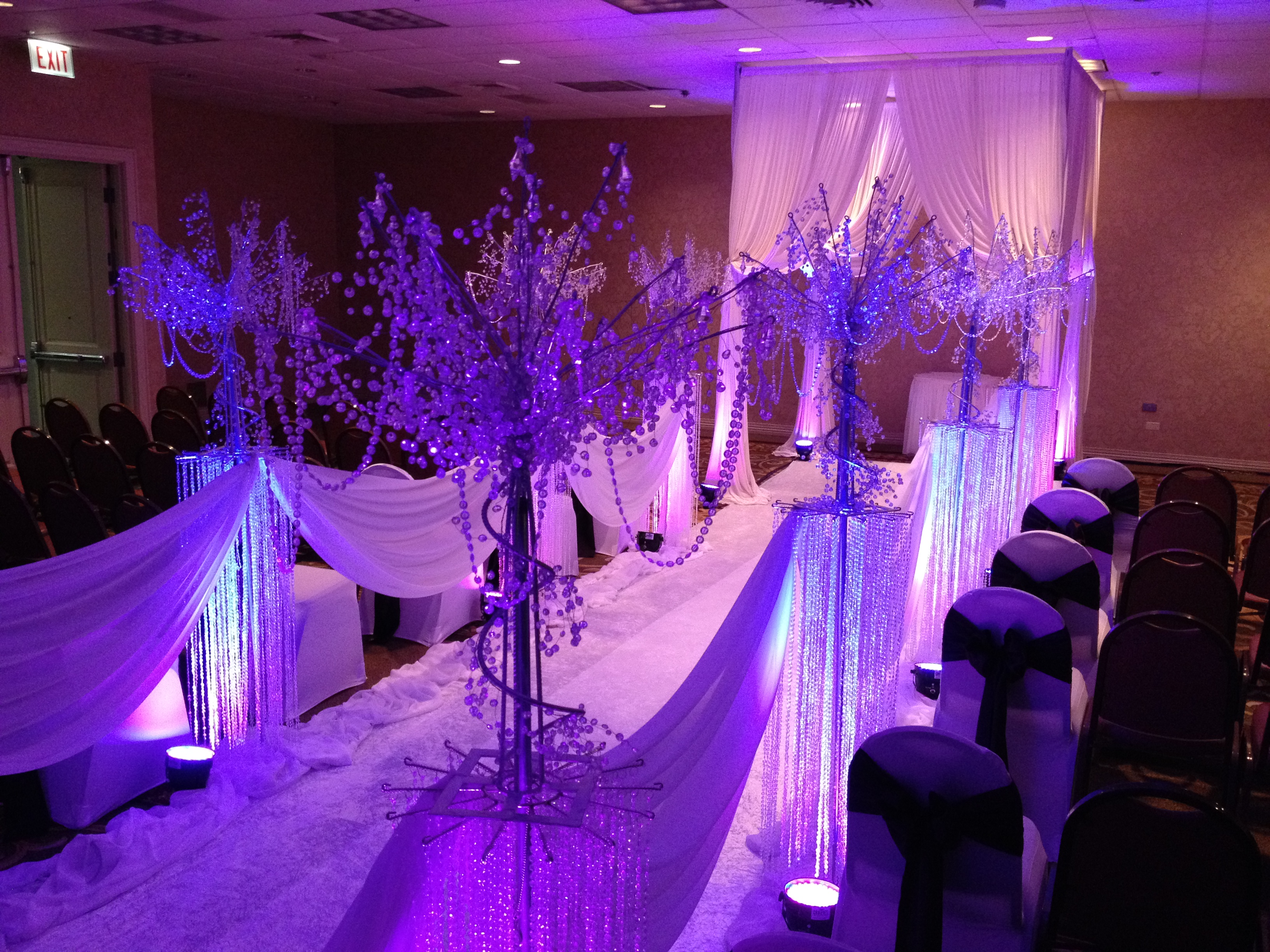 Best Rent Wedding Ceremony Stage Decor Backdrops Lighting This Month