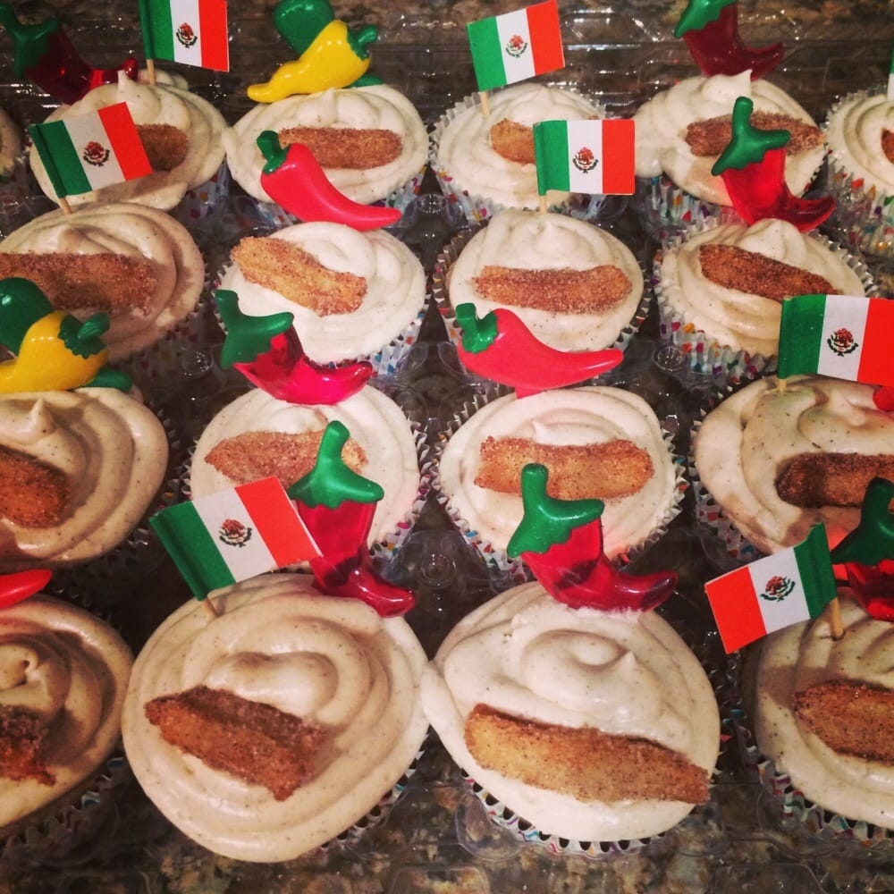 Best Cinco De Mayo Cupcakes Using Abc Supplies Yelp This Month