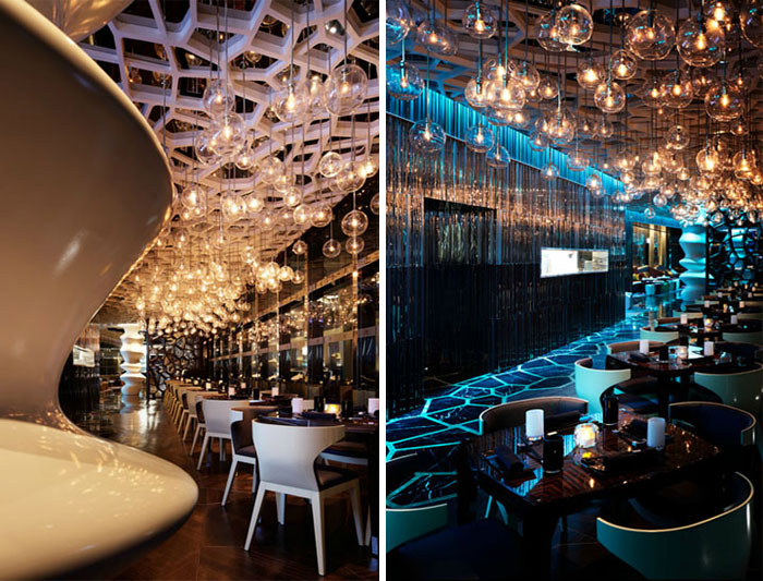 Best 20 Of The World's Best Restaurant And Bar Interior Designs This Month