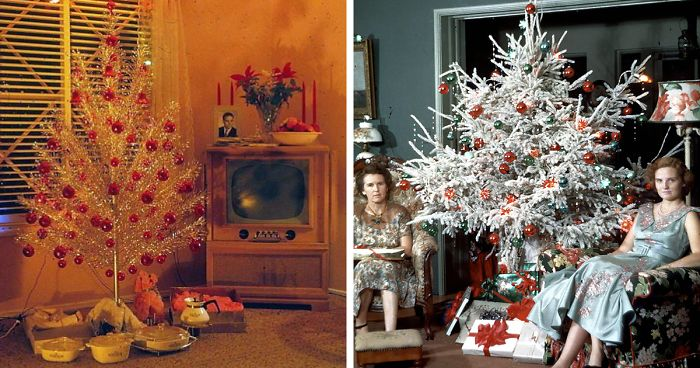 Best 50 Photos Of Christmas Home Decor In The 1950S And 1960S This Month