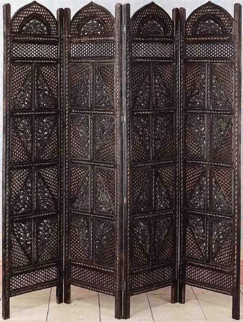 Best Decorative Folding Screens This Month