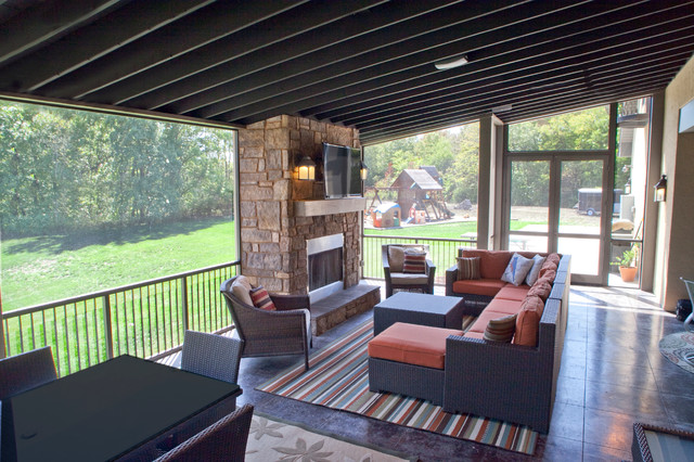 Best 3 Season Room Sunroom Ideas Picture By Kliethermes Homes This Month