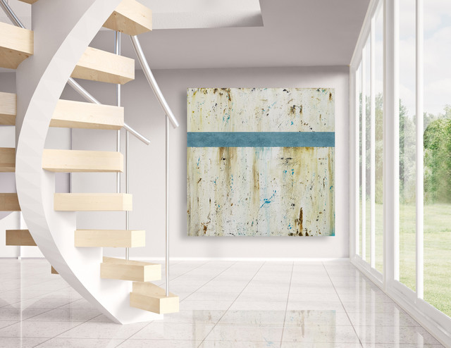 Best Large Beachy Wall Art Modern Beach House Decor This Month