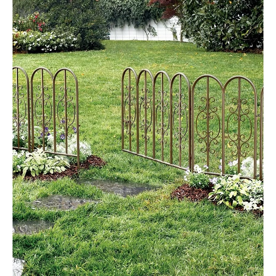 Best Plow Hearth Montebello Decorative Iron Garden Short This Month