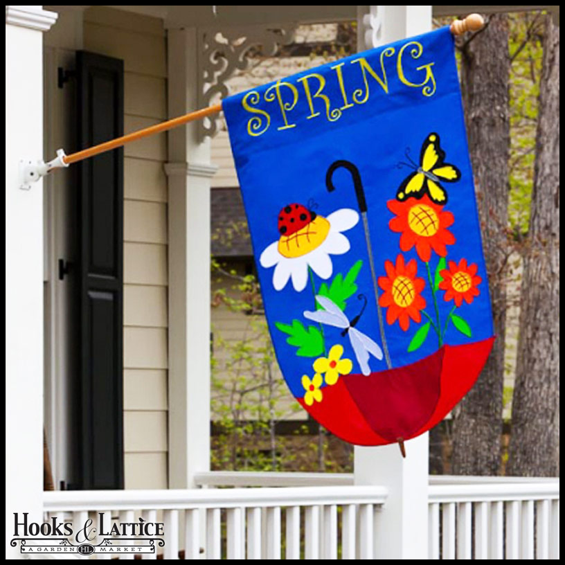 Best Garden Flags Decorative House Flags Seasonal Flags This Month