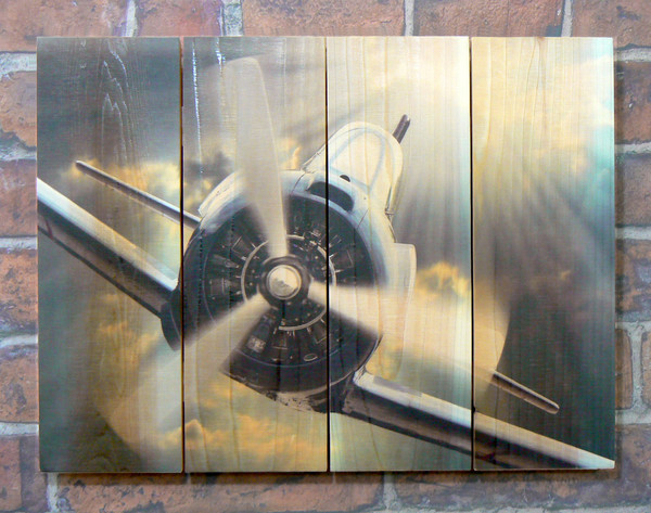 Best Airplane Wood Outdoor Wall Art Aviation Art Airplane This Month