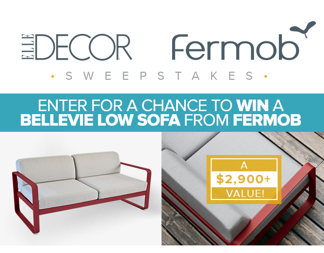 Best Elle Decor Fermob Sweepstakes This Month