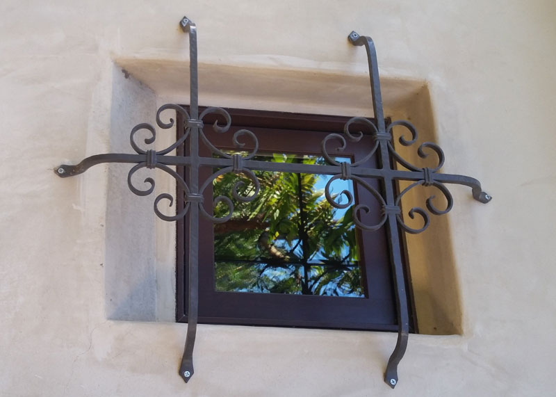 Best Wrought Iron Security Window Bars Orange County Ca This Month