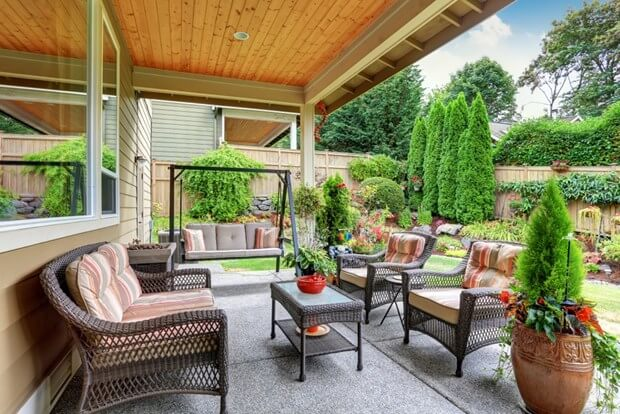 Best Patio Decorating Ideas On A Budget Diy Patio Décor This Month