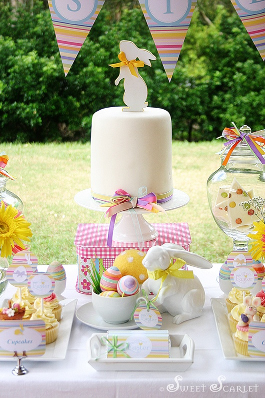 Best Easter Party Ideas For Kids This Month