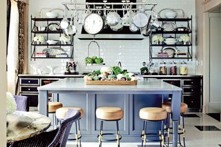 Best French Bistro Style Kitchens This Month