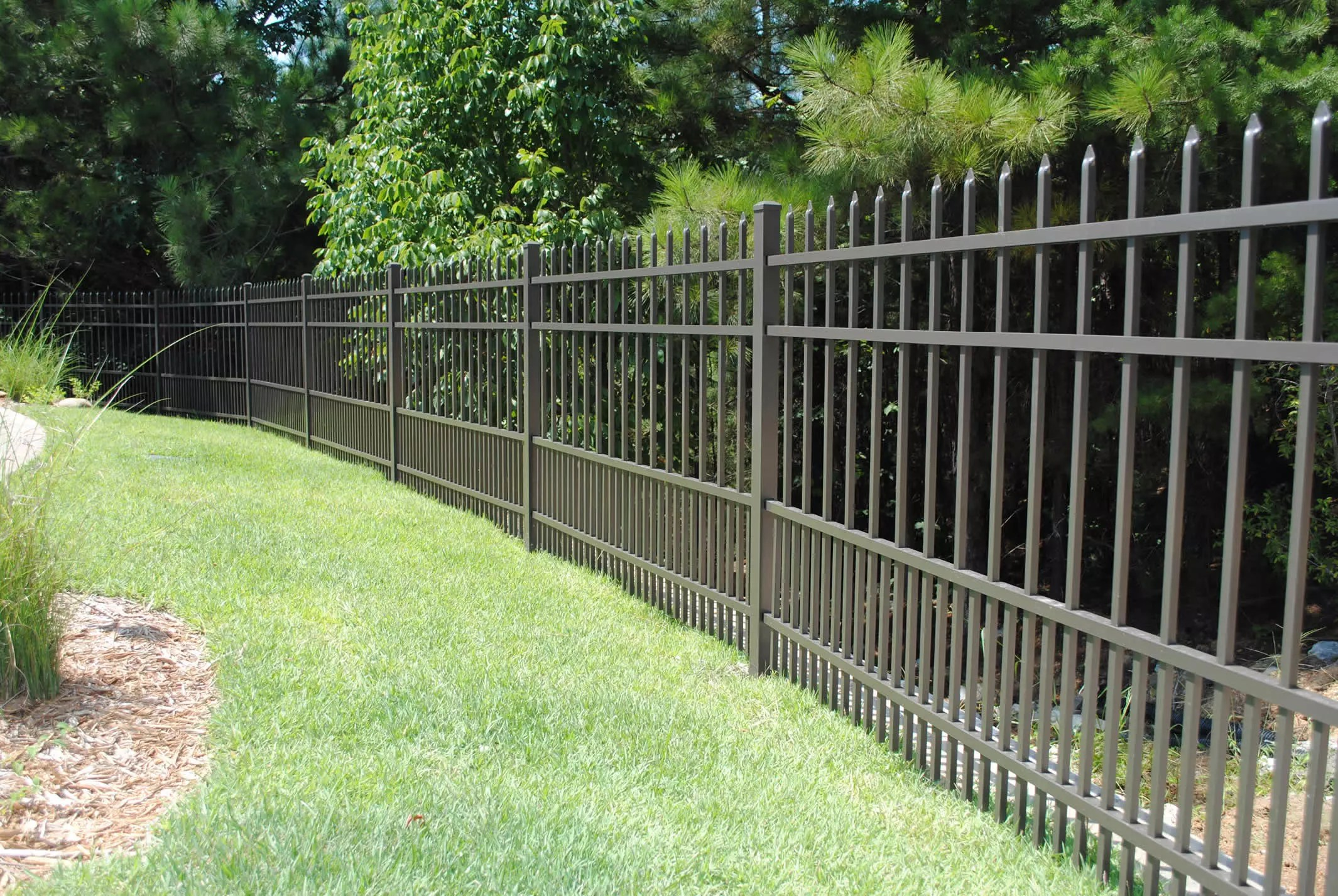 Best Commercial Decorative Fencing Birmingham Ornamental Fence This Month
