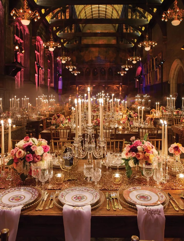 Best 20 Easy Ways To Decorate Your Wedding Reception This Month