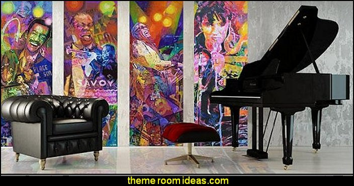 Best Decorating Theme Bedrooms Maries Manor Music Bedroom This Month