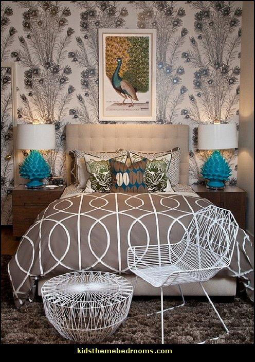 Best Decorating Theme Bedrooms Maries Manor Peacock This Month