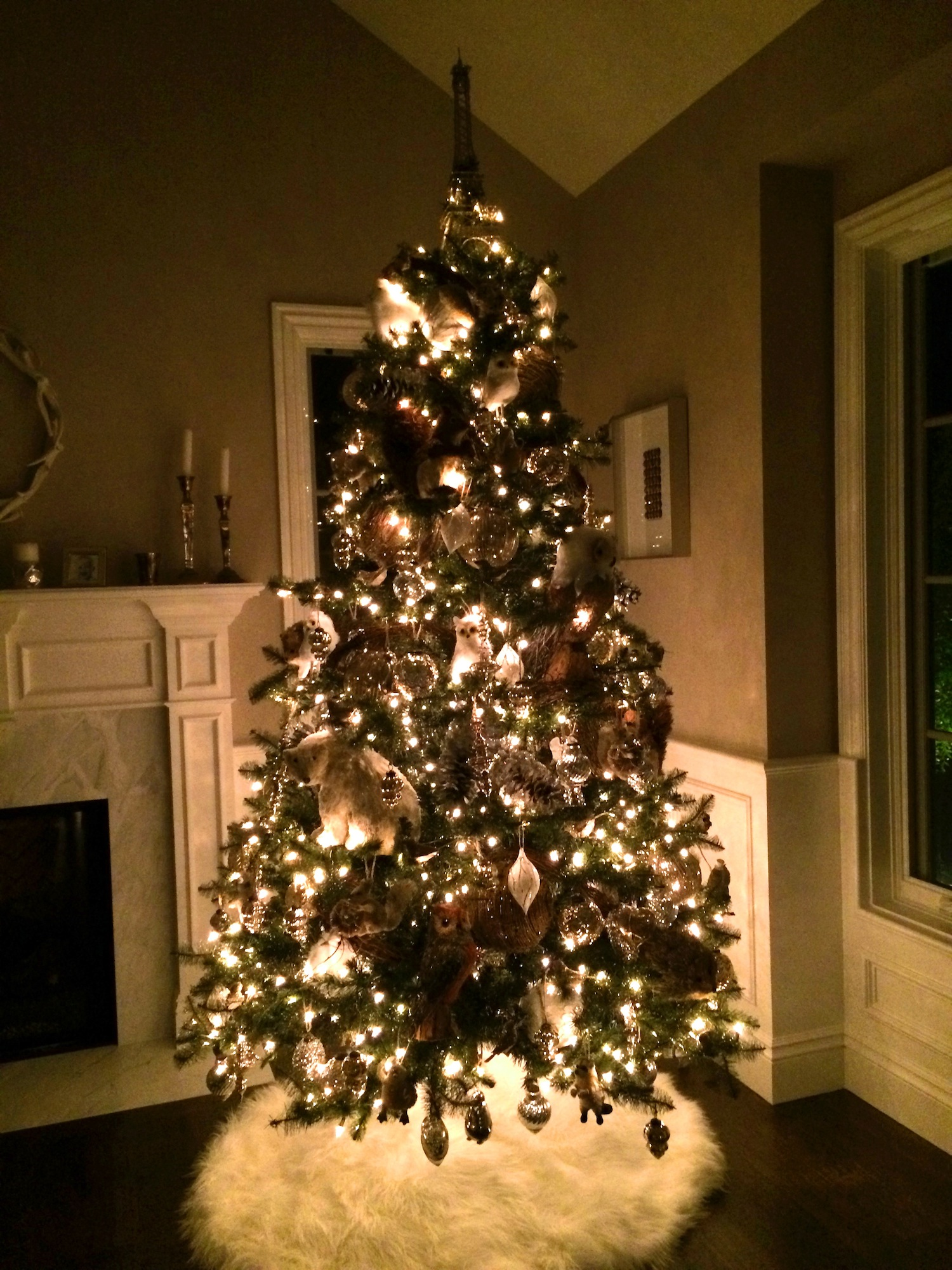 Best A Pottery Barn Christmas Tree With All The Trimmings This Month Original 1024 x 768