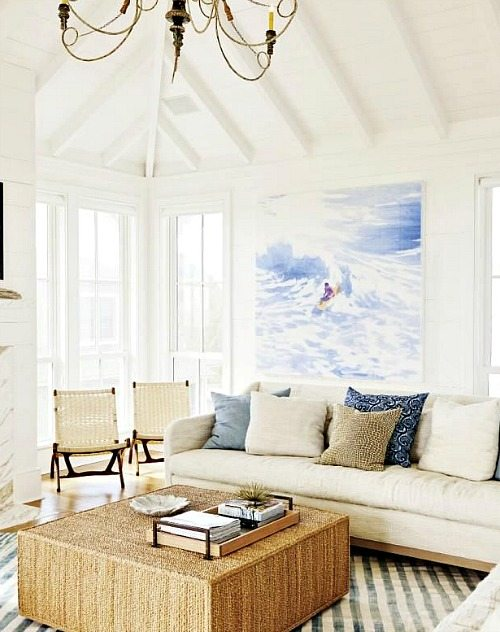 Best Inspiring Beach Wall Decor Ideas For The Space Above The This Month