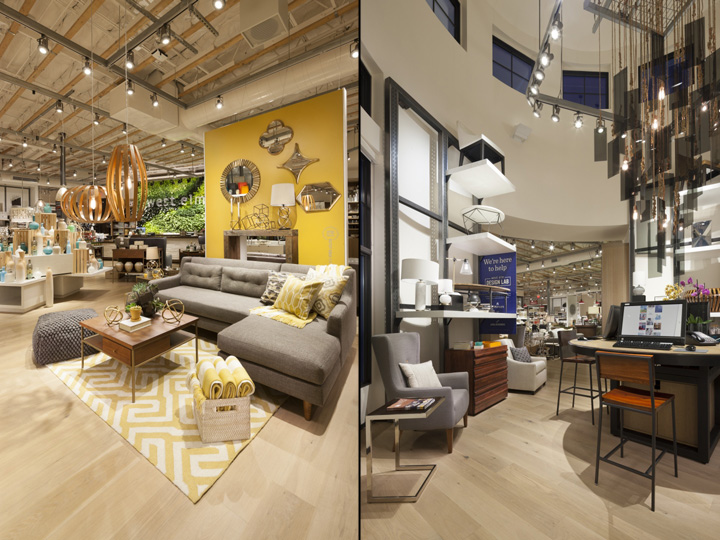 Best » West Elm Home Furnishings Store By Mbh Architects This Month