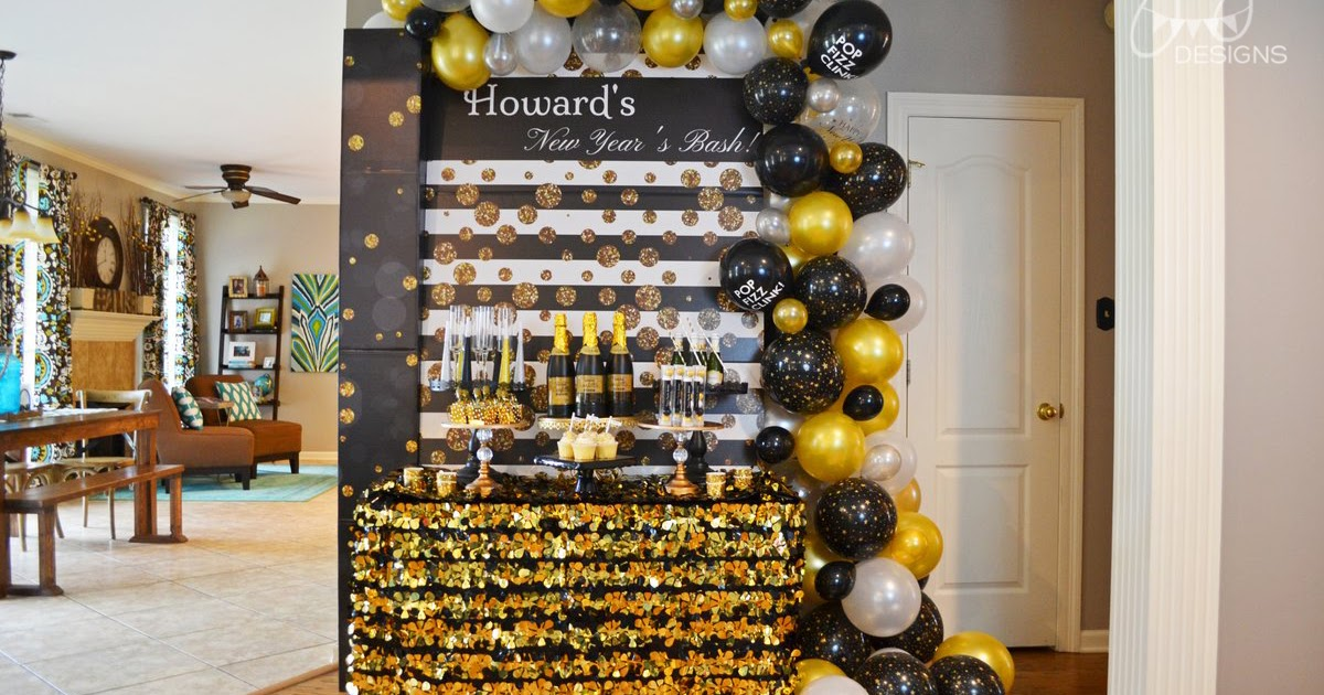 Best Greygrey Designs At Home New Year S Eve Party Ideas This Month