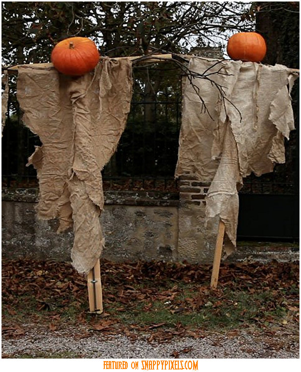 Best Ghost Hunting Theories Diy Easy Simple Halloween Yard This Month