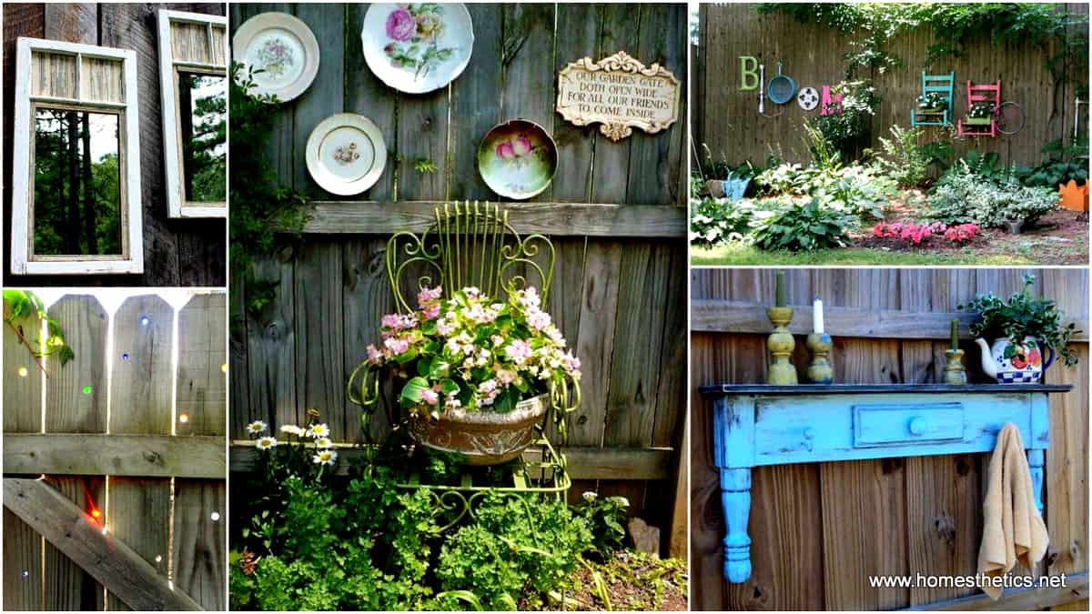 Best Get Creative With These 23 Fence Decorating Ideas And This Month
