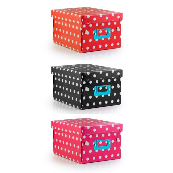 Best Polka Dot Decorative Gift Boxes Cheap This Month