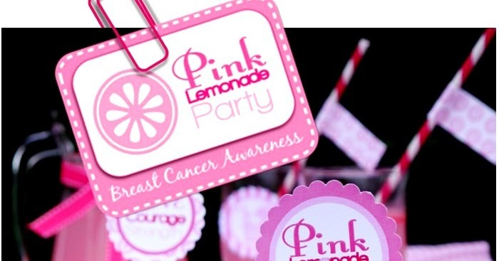 Best Free Printables Pink Br**St Cancer Awareness Kit Party This Month