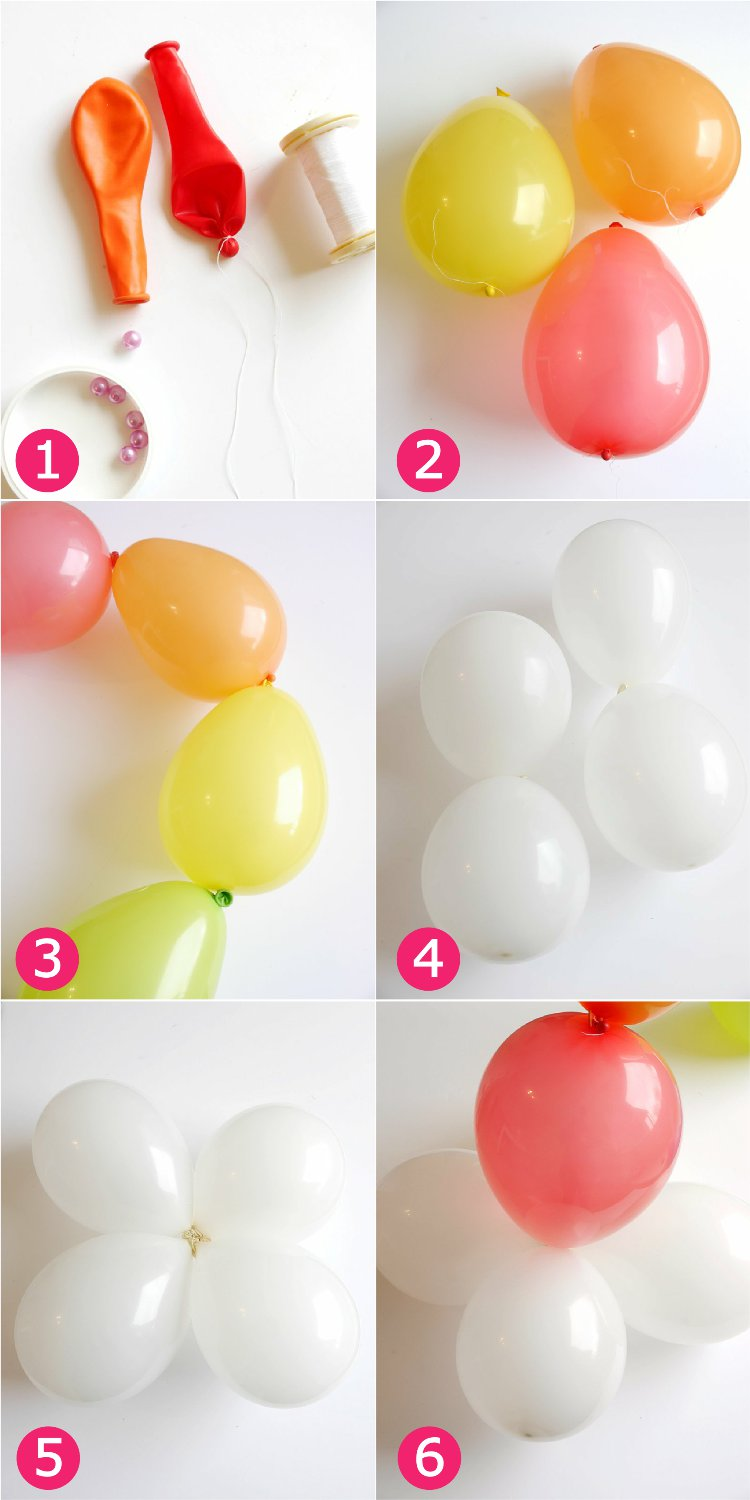 Best Diy Easy Rainbow Balloon Arch Party Ideas Party This Month