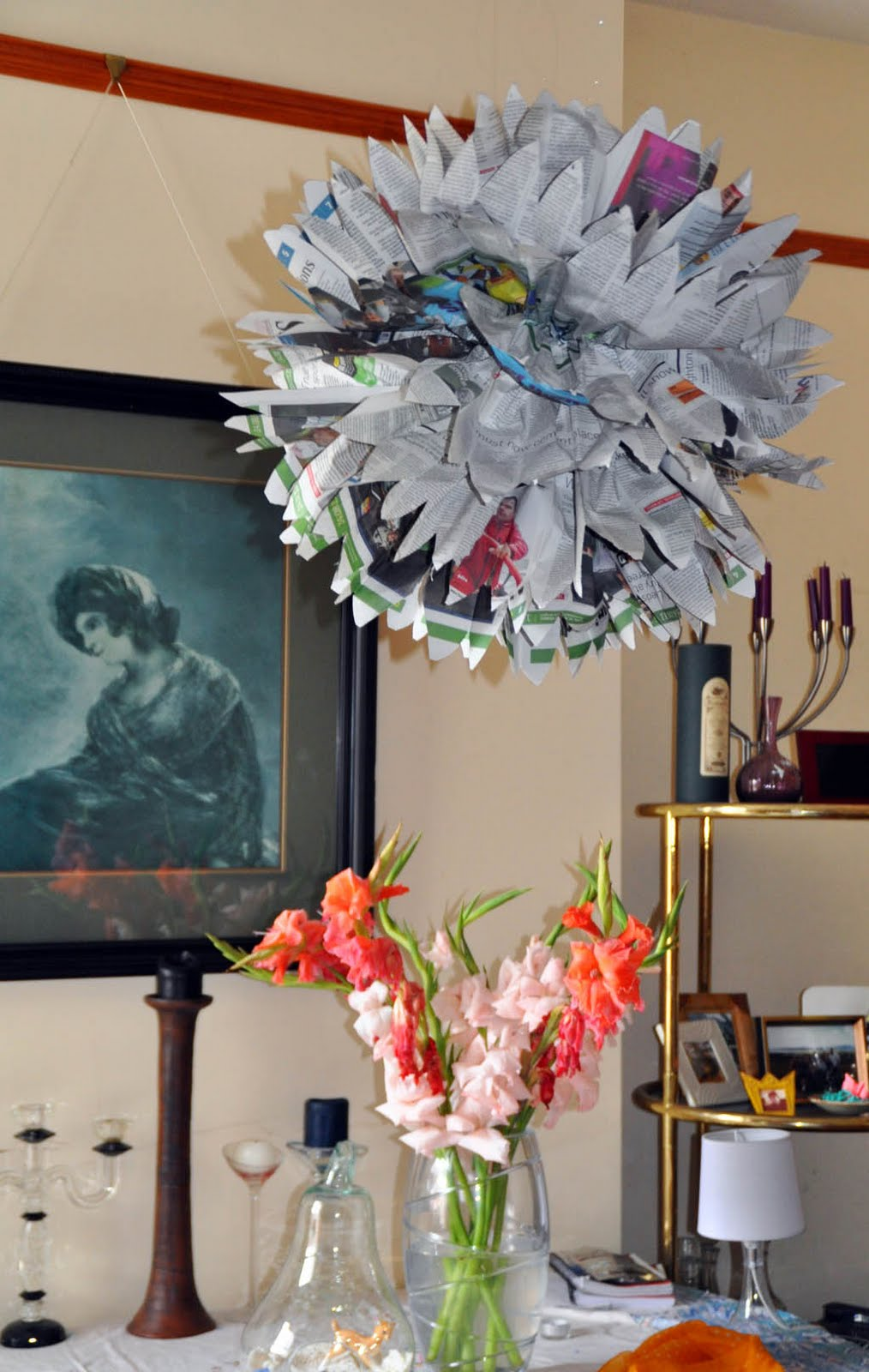Best Lost Found Diy Recycled Party Decorations This Month