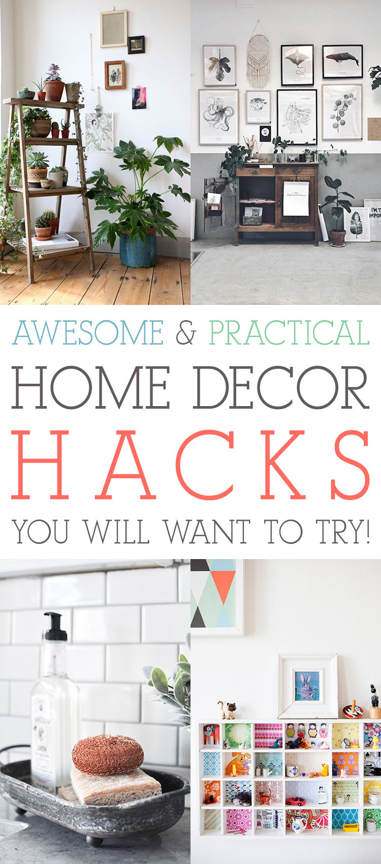 Best Awesome And Practical Home Decor Hacks You Will Want To This Month