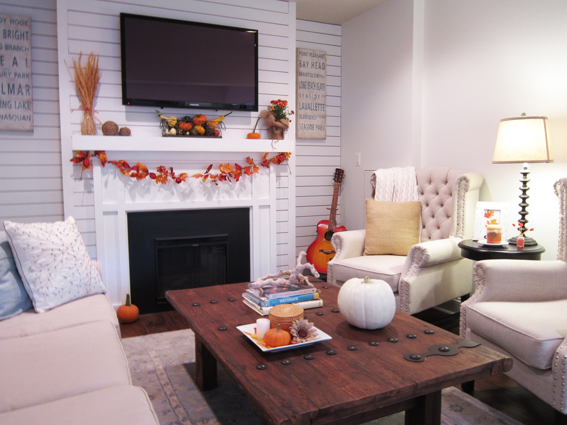 Best Fall Home Tour 2015 A Giveaway This Month