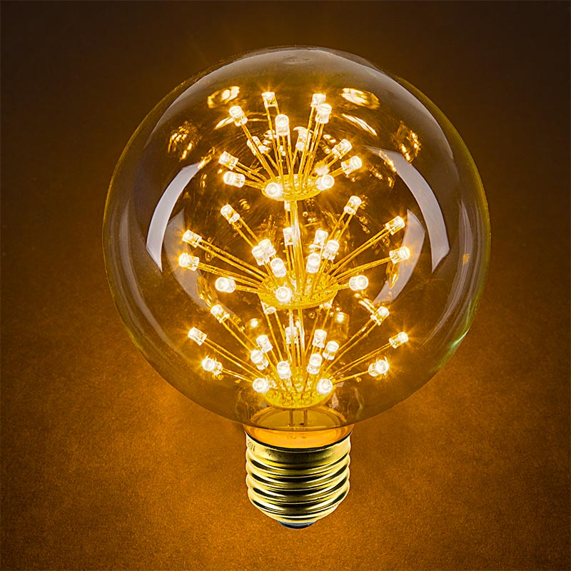 Best Led Fireworks Bulb G30 Decorative Fireworks Led Bulb This Month