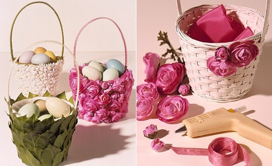 Best Easter Basket Ideas For A Colorful Holiday And Festive Mood This Month