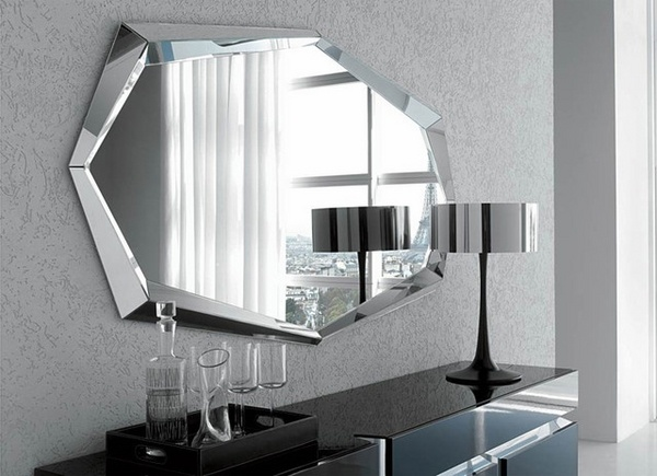 Best Contemporary Wall Mirrors – Unique Wall Decoration Ideas This Month