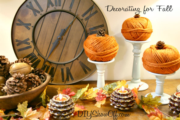 Best Diy Fall Festival 12 Natural Fall Decor Craft Highlights This Month