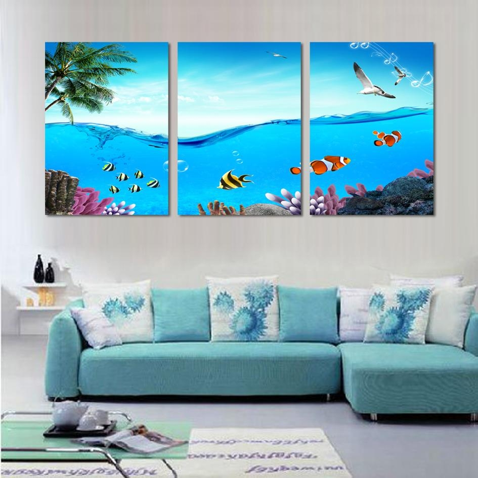 Best 20 Collection Of Beach Themed Wall Art Wall Art Ideas This Month